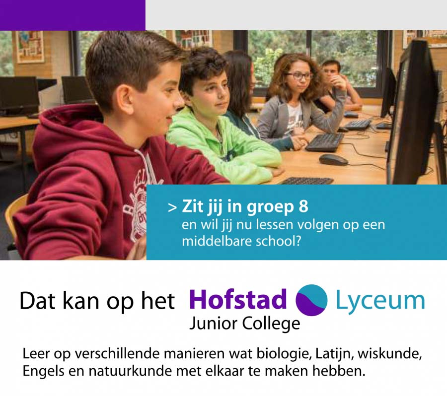Hofstad Junior College 2019