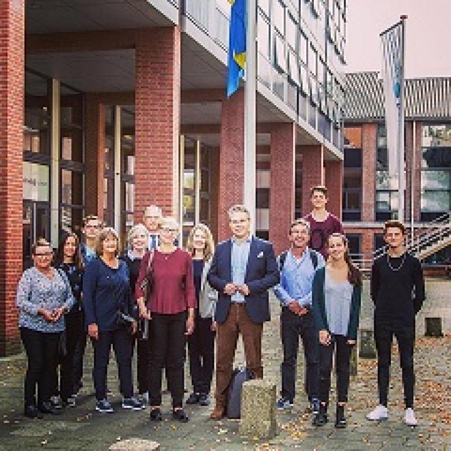 Zweeds bezoek