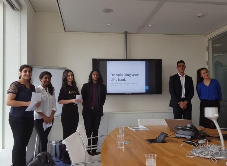 PWS-presentatie bij Deloitte