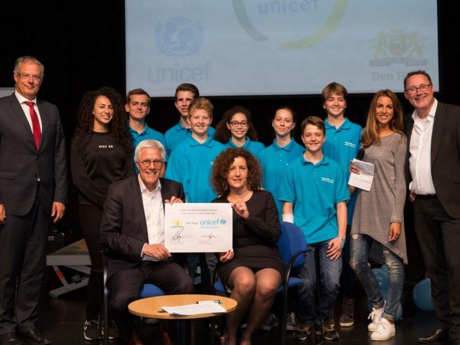 Den Haag voor UNICEF