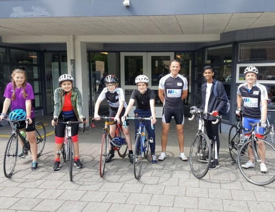 Bike Experience van start