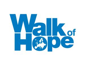 Logo Walk of Hope