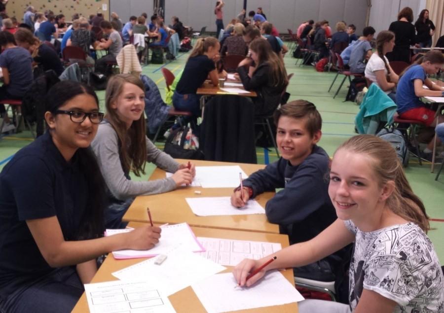 Team Mathematics Challenge