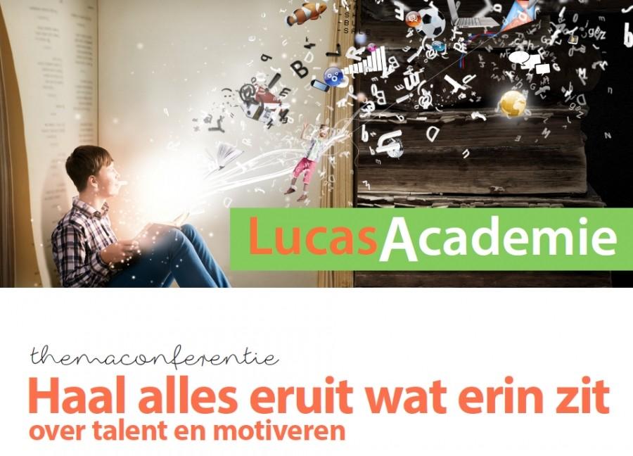 Conferentie: talent en motiveren