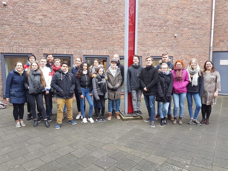 Bezoek uit Braunschweig