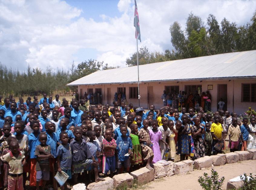 Actiedag voor Kenia