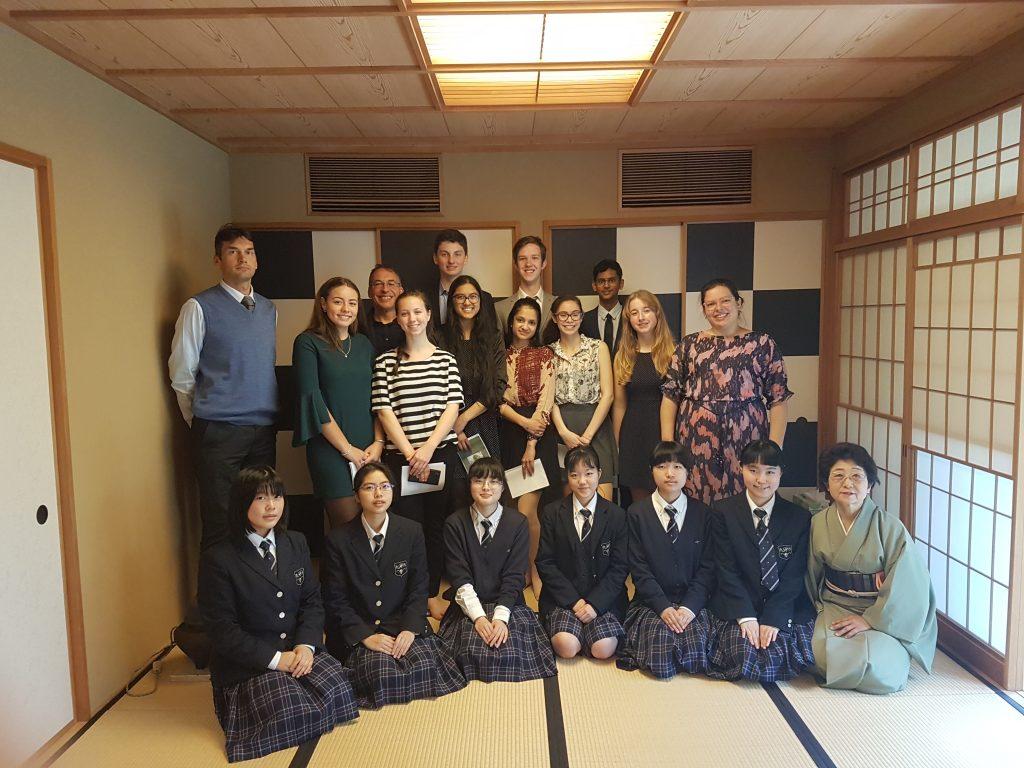 Groeten uit Japan