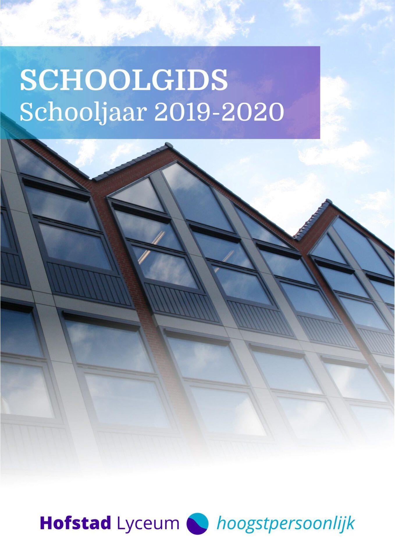Schoolgids 2019/2020